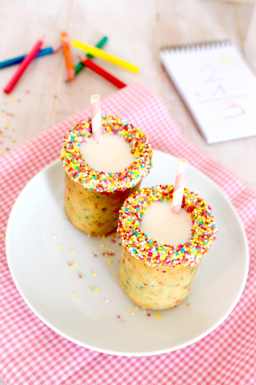 Foto de la receta receta de cookie tazas para niños