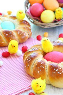 Foto de la receta de Pan Italiano de Pascua