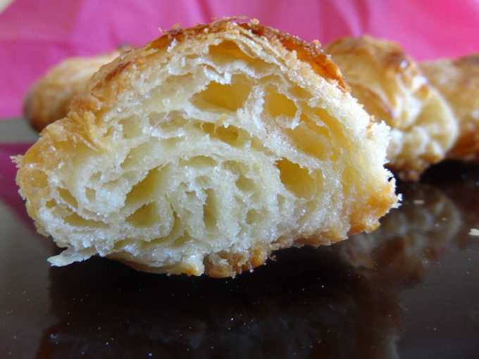 Foto de la receta de croissants caseros