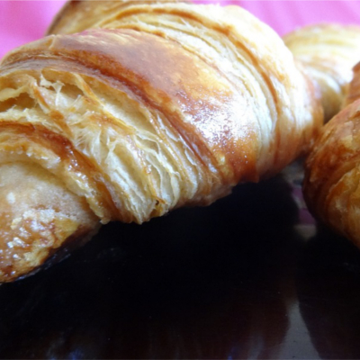 Foto de la receta de croissants paso a paso